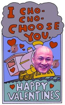 Cho-valentine