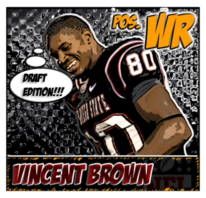 Vincent-brown