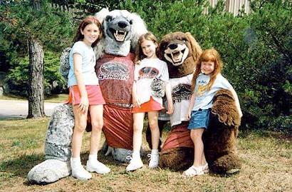 Mascots-kids