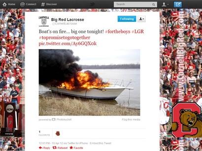Burnedboatscornell