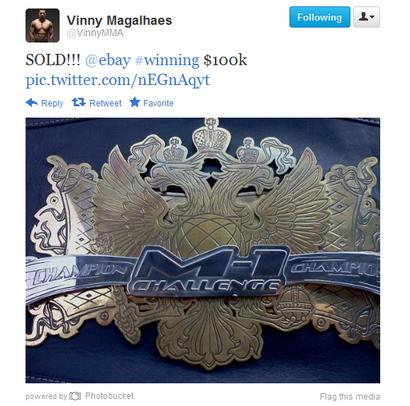 Vinny-belt