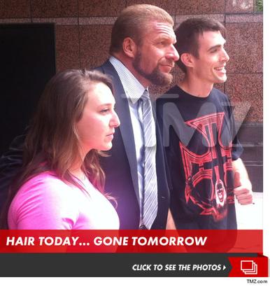 0905-triple-h-ponytail-haircut-launch-3
