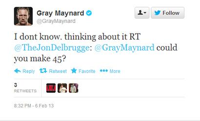 Maynard-tweet
