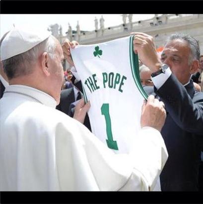 Pope-celtics