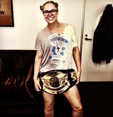 Rousey_belt