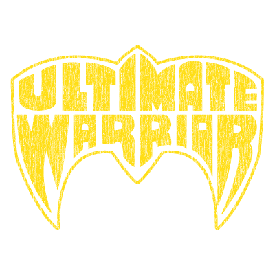 The Ultimate Warrior logo 2  WWE  Ryans stuff