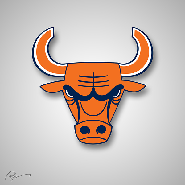 This Is What Hybrid Nba X Nfl Team Logos Would Look Like