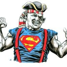 Superman-t-shirt-sloth2