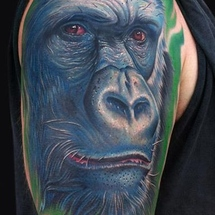 My_gorilla_tat