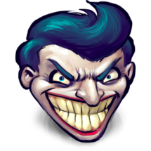 Comics-batman-joker-icon