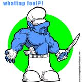 Gangsta_smurf____by_dacreativegenius