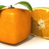 Cube-orange