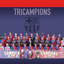 Tricampions