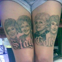 Golden-girls-tattoo