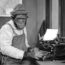 Chimpanzee-at-typewriter_crop
