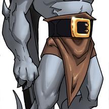 Gargoyles-standups-goliath
