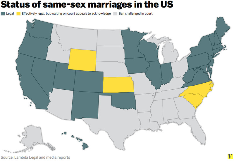 Same sex marriage spain requirements
