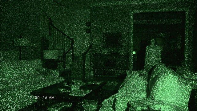 Ghosts in the machine using the kinect to hunt for for Does ghost hunter m2 app really work