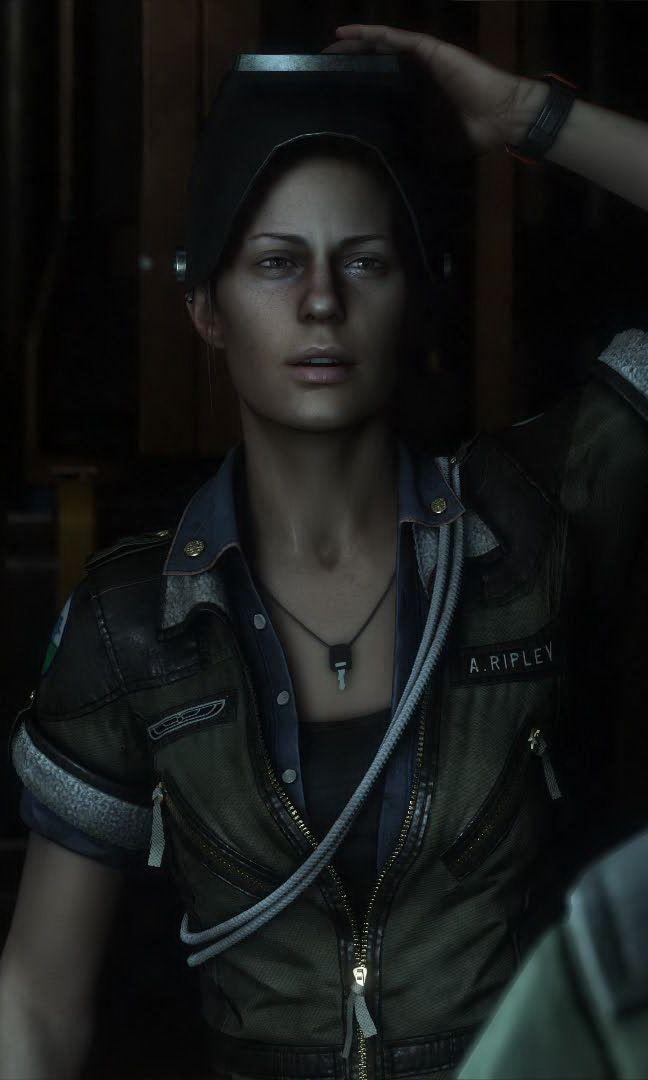 alien isolation amanda ripley tallAlien Isolation Amanda Ripley