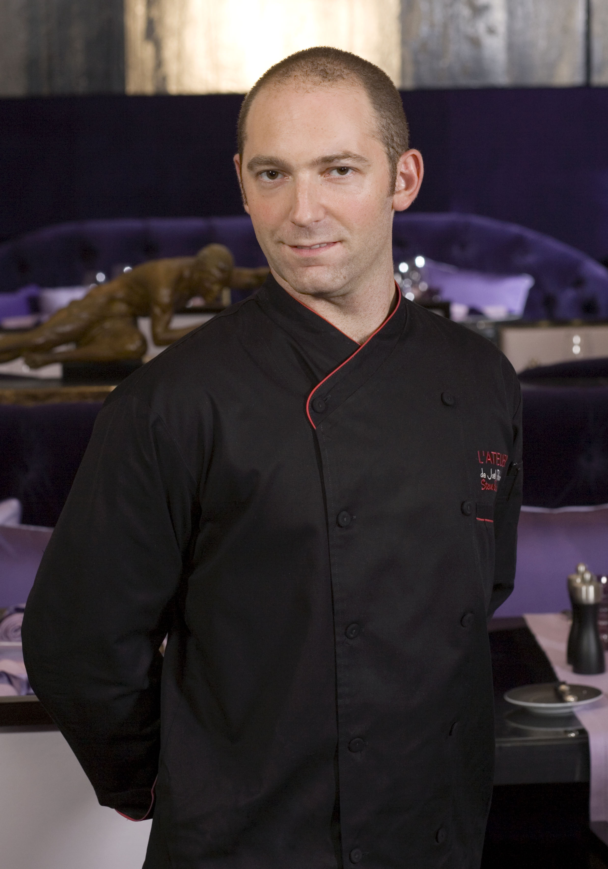 Steve Benjamin Goes On Chopped Just For The Halibut