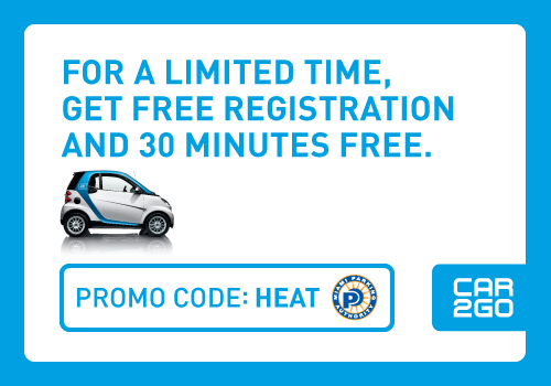 Hit The Road With Car2go Eater Miami