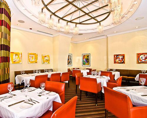 The Oval Room Restaurant Week Menu