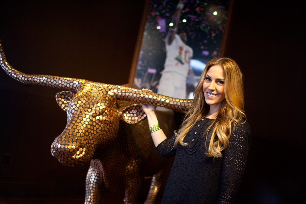 Laura Mcingvale Brown Of Vince Young Steakhouse Eater Austin