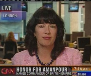 Would ya Fuck Her or NO: Christiane Amanpour?