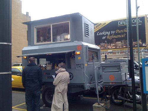 Spuds Food Truck Denver