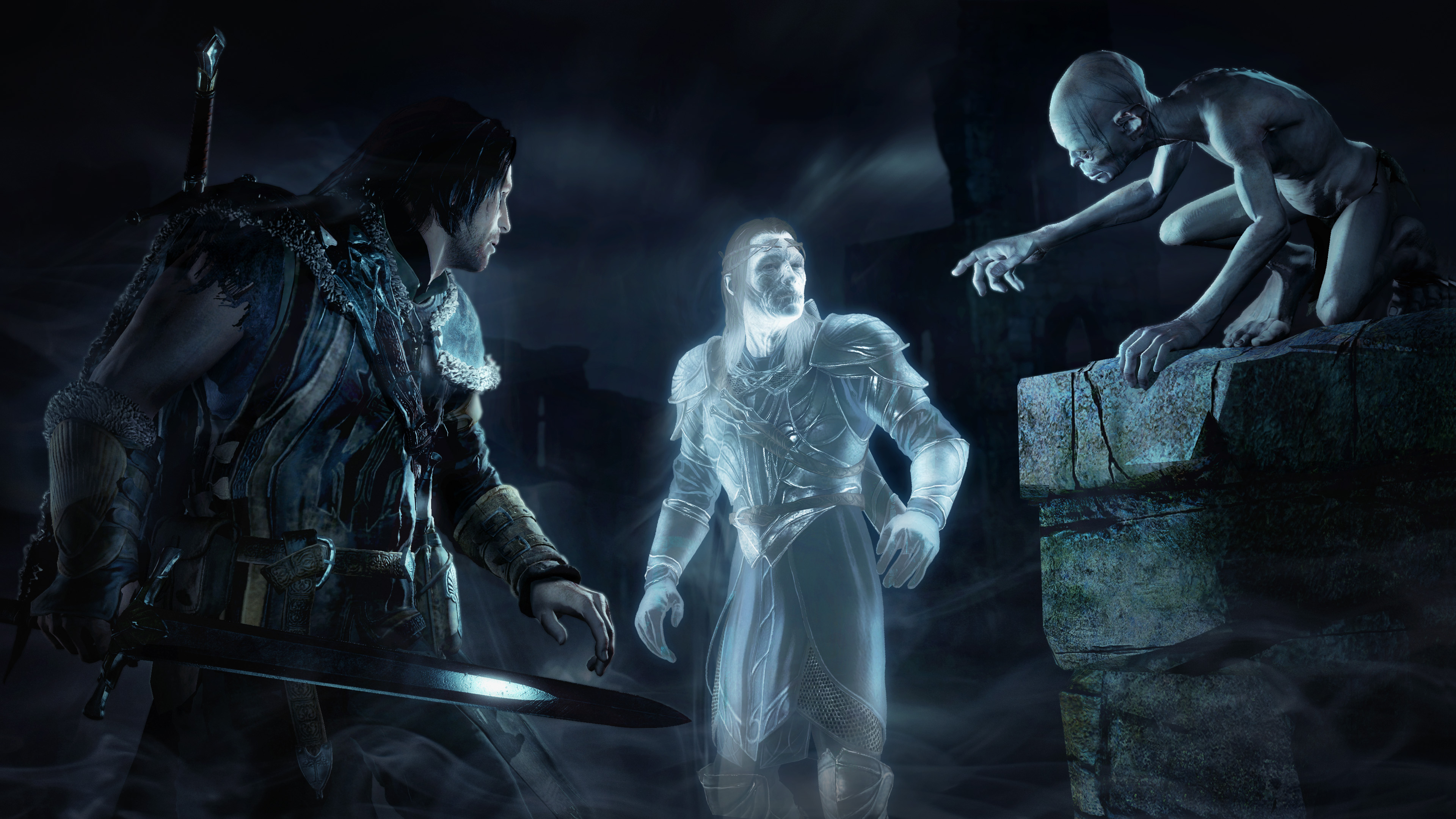 Middle Earth Shadow Of Mordor Turned Me Into A Lord Of The Rings