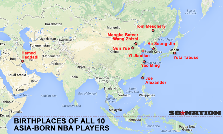 20 maps that explain the nba sbnation nba players from latin america gumiabroncs Images