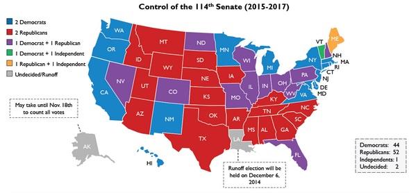 Recap of the 2014 U.S. Elections - Cincy Jungle