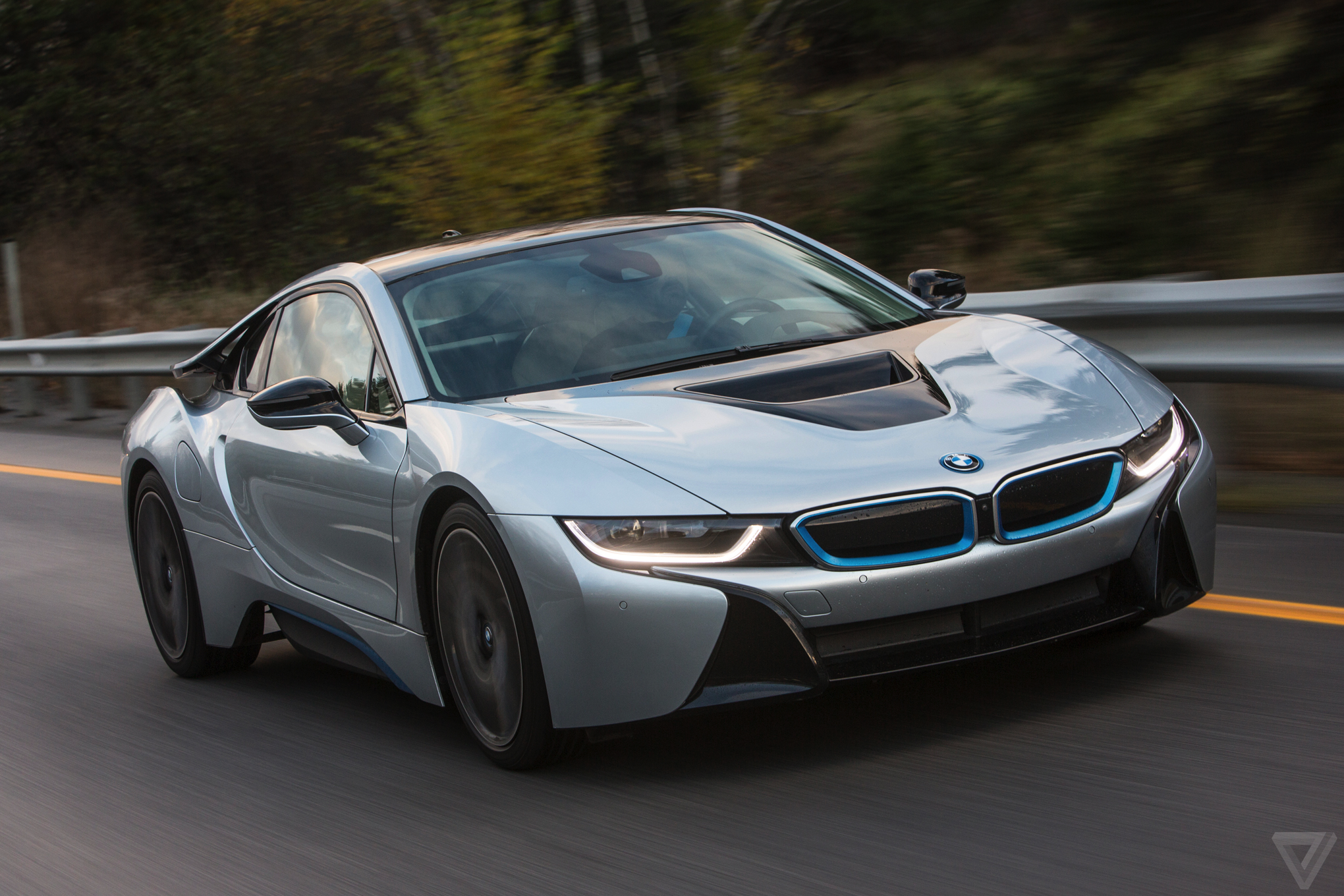 Bmw I8 A Gallery Of Beautiful Wallpaper The Verge