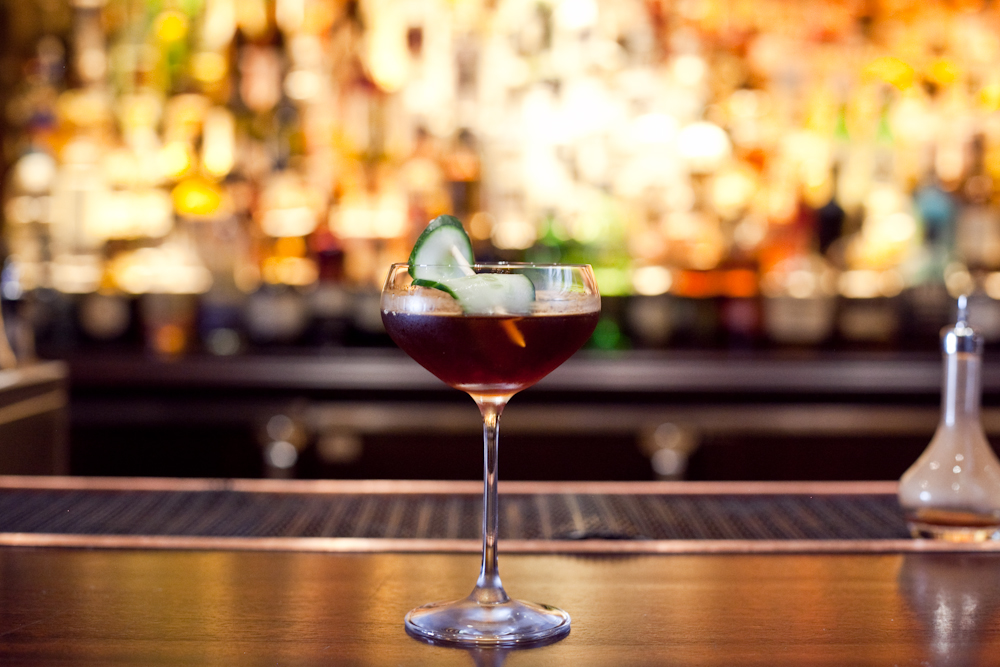 food can 39 t stand up to the drinks at the nomad bar eater ny
