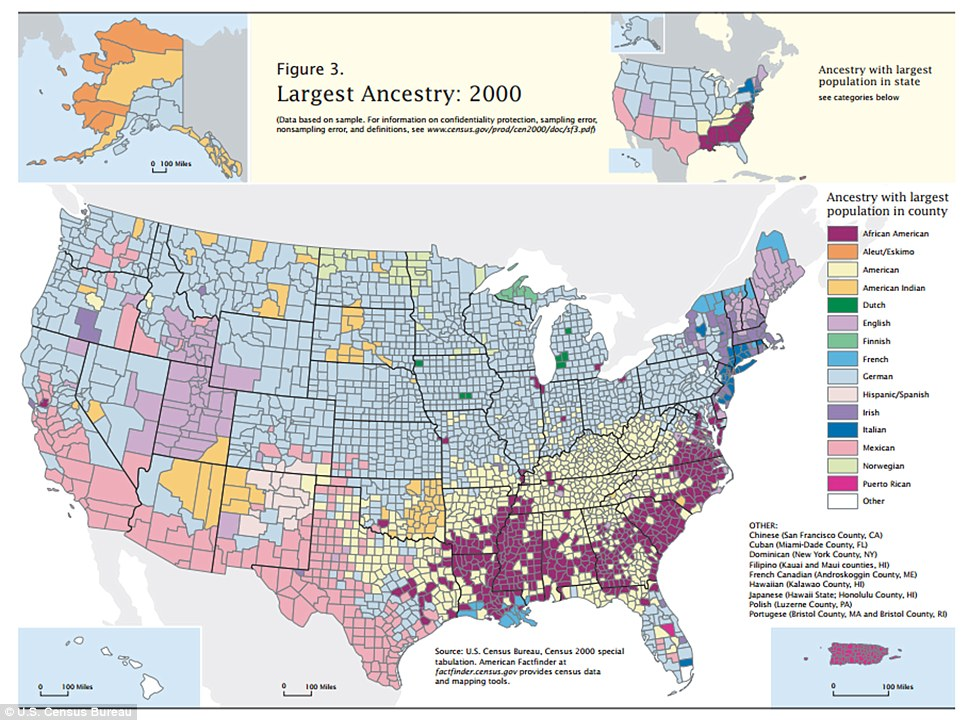 Maps That Explain America Vox - The map of usa