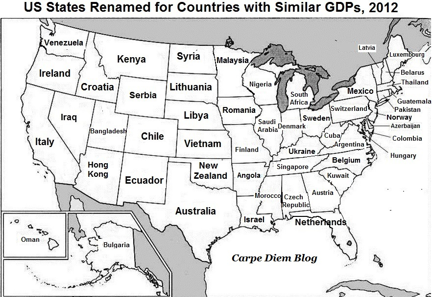 Maps That Explain America Vox - Us map and state names
