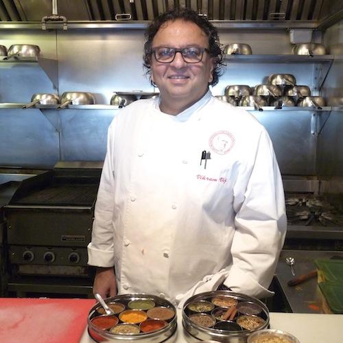 Vikram Vij: An Indian Food Truck Winning An EnRoute Award