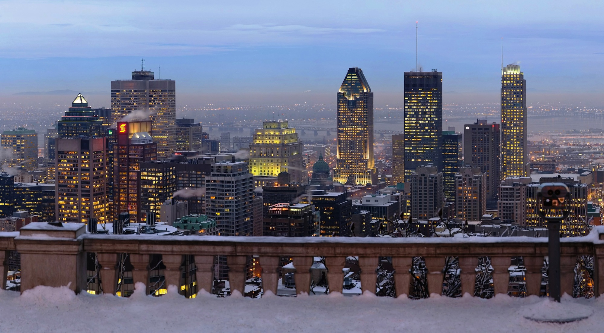 Downtown Montreal Where To Lunch This Winter Eater Montreal