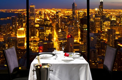 Food And Business The Signature Room 95th Floor Eater