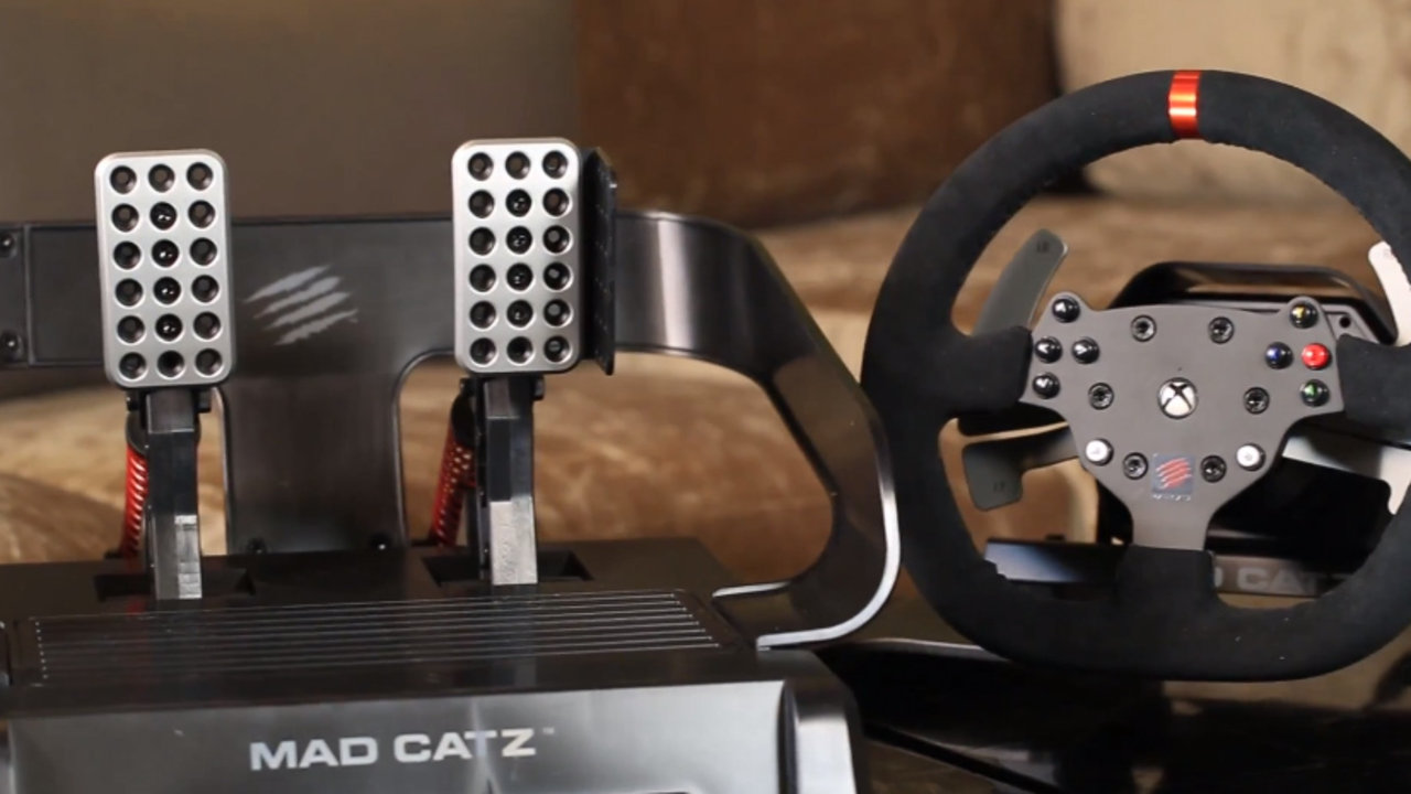 New Xbox One Racing Game : New video examines xbox one s racing game accessories