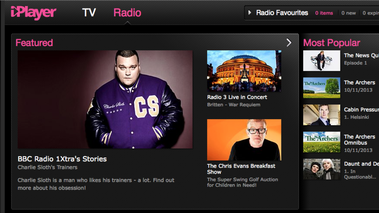 bbc iplayer not working,