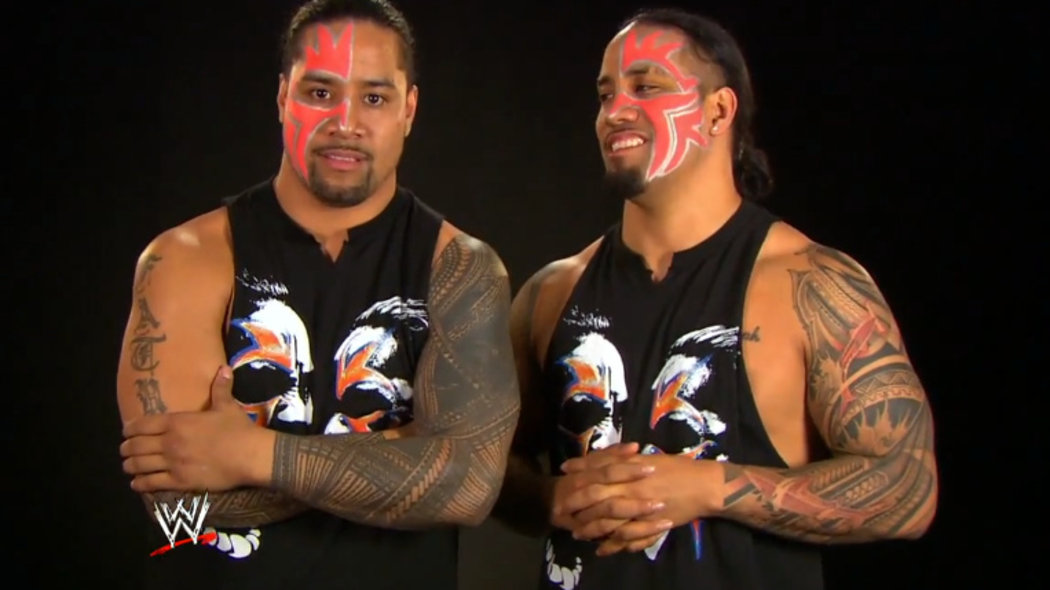 The usos wwe 2014