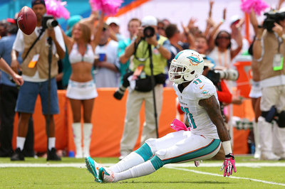 Report: Dolphins allegedly looking to trade WR Mike Wallace