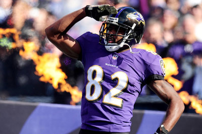 Ravens receiver Torrey Smith would welcome extension to current contract
