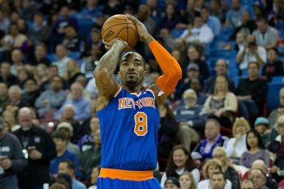 Good J.R. Smith is good for the Knicks