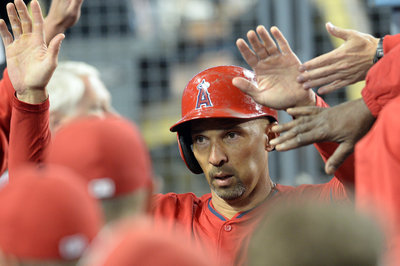 Angels Take Game 1 of Freeway Series