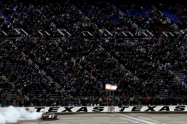 Nascar at texas motor speedway 2014 lineup starting grid for Starting lineup texas motor speedway
