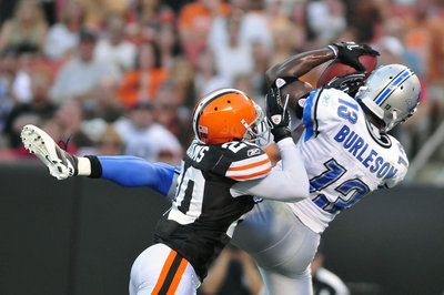 Cleveland Browns Sign WR Nate Burleson to 1-Year Deal