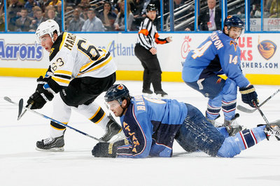 Bruins vs. Jets Preview: A 180 Minute Break