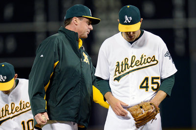 Jim Johnson out as Athletics' closer